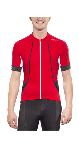 GORE BIKE WEAR 30th OXYGEN Jersey korte mouwen WS SO rood